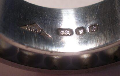 Nuala Jamison ring marks